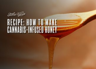 cannabis infused recipe