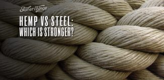 hemp vs steel stronger