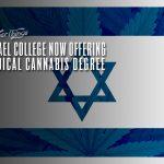 israel college medical cannabis degreeisrael college medical cannabis degree