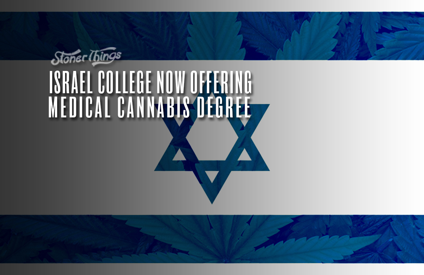 israel college medical cannabis degreeisrael college medical cannabis degree