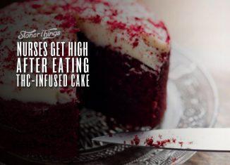 nurses high thc cake