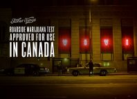 roadside marijuana test approved canada