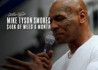 mike tyson smokes 40k weed a month