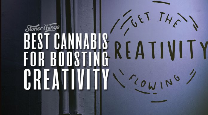 best cannabis strains for creativity