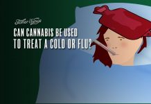 cannabis for cold or flu