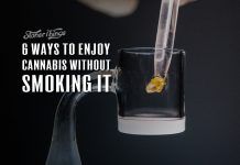 consume cannabis without smoking