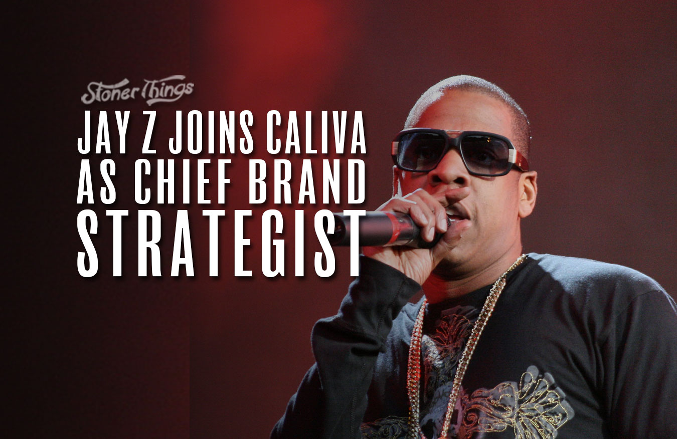jay z caliva chief brand strategist