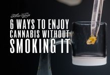 ways to take marijuana without smoking