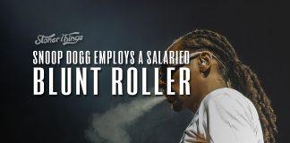 snoop doog salaried blunt roller