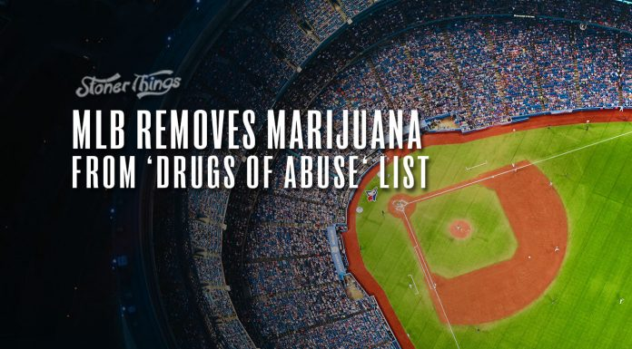 MLB removes marijuana drugs of abuse list