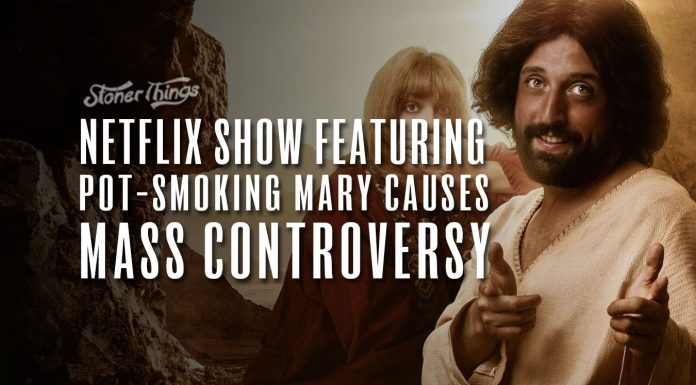 Netflix show pot smoking mary