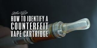 how to identify counterfeit vape cartridge