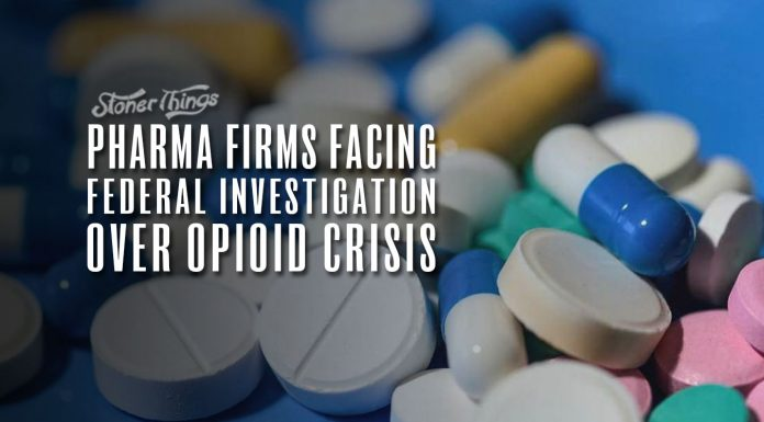 pharmaceutical companies federal investigation opioid crisis