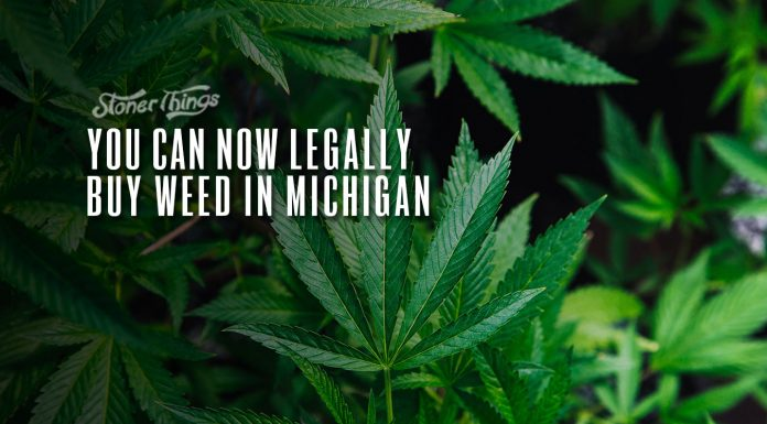 weed now legal michigan
