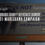 colorado marijuana is not harmless campaign