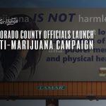 colorado marijuana is not harmless campaign