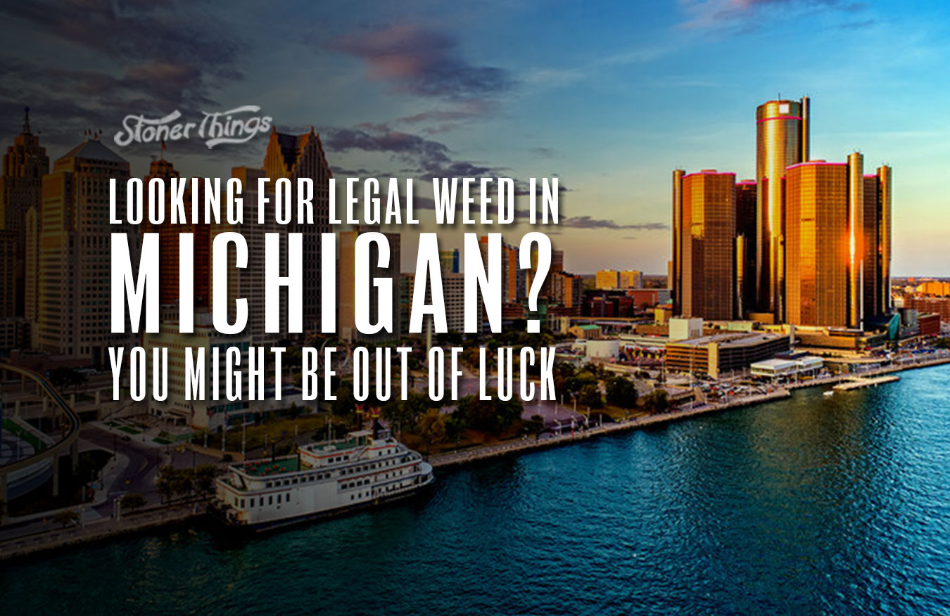 legal weed michigan limited access