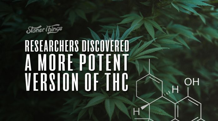more potent version thc