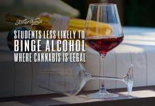 students less likely binge alcohol where marijuana is legal