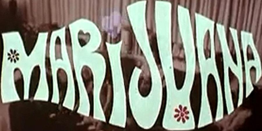 marijuana 1968