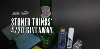 Stoner Things 420 giveaway