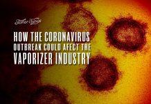 coronavirus vaporizer industry