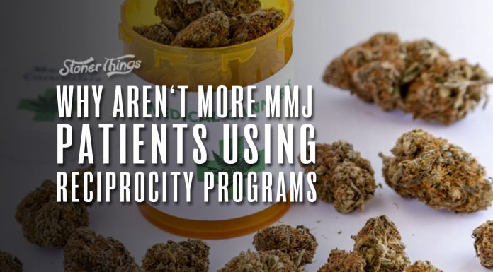 medical marijuana reciprocity programs