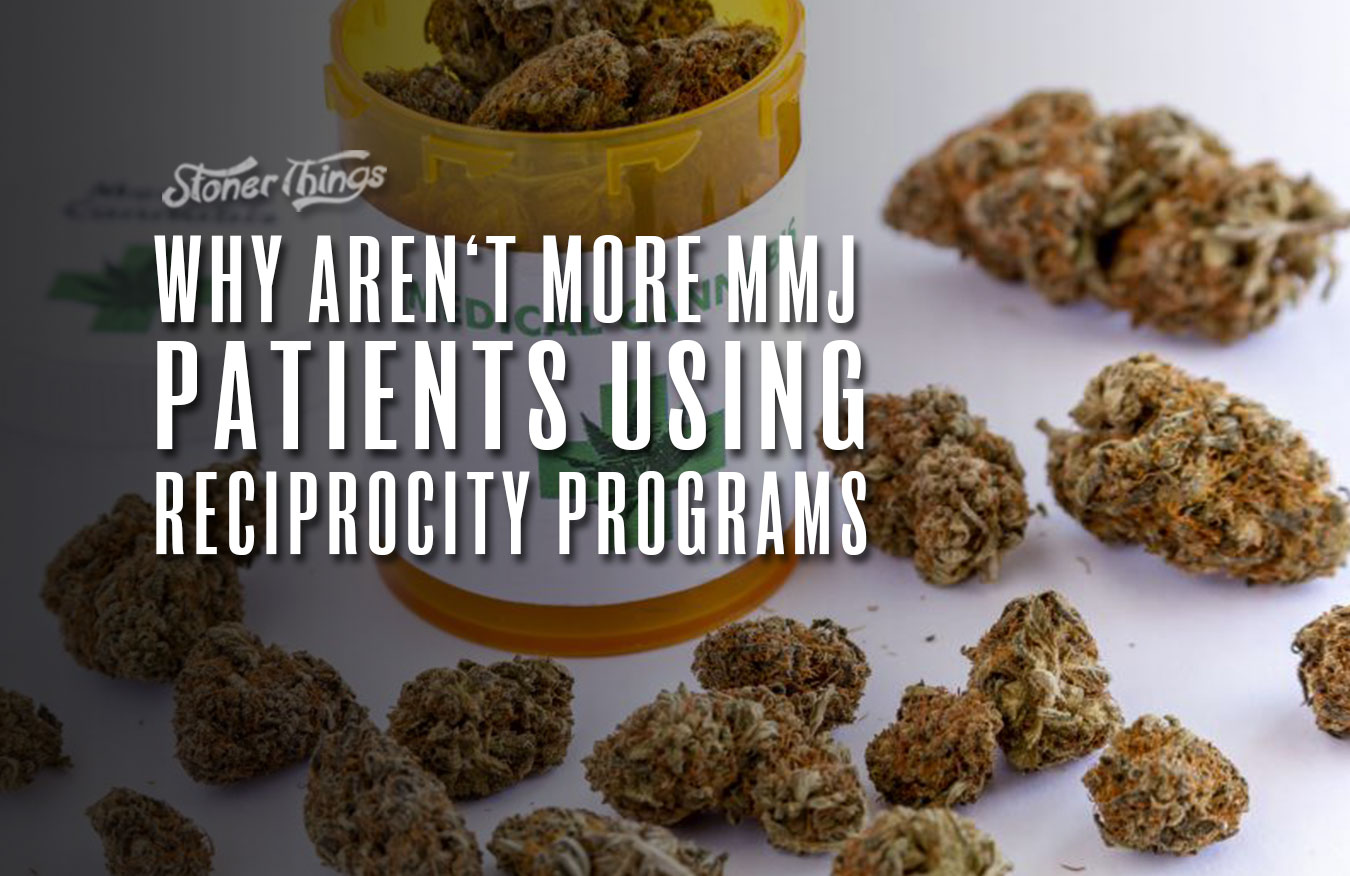 medical marijuana reciprocity programs