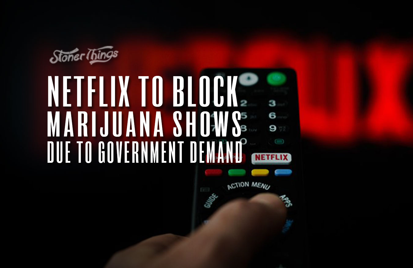 netflix singapore block marijuana shows