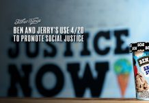 ben and jerrys use 420 promoting social justice