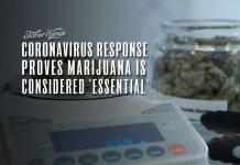 coronavirus response cannabis essential