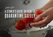 how to quarantine safely