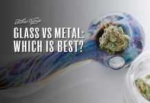 metal vs glass weed pipes