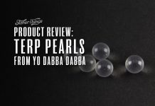 terp pearls review yo dabba dabba