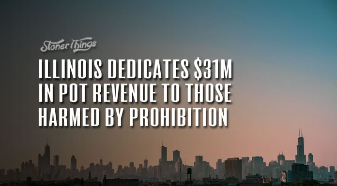 Illinois dedicates funds to help those harmed by prohibition