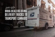 drug dealers delivery trucks transport cannabis