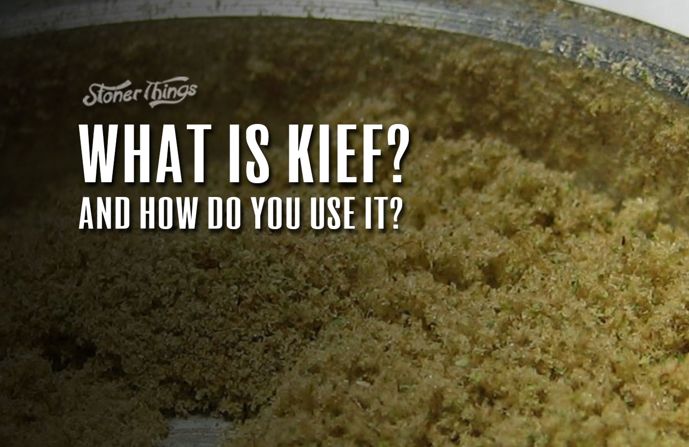 What is kief
