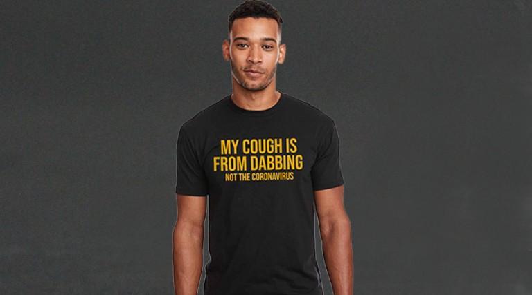 cough dabbing coronavirus
