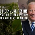joe biden i know a lot of weed smokers