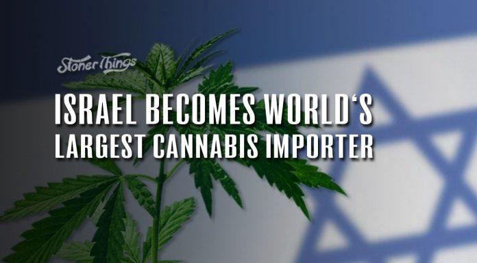 israel world largest cannabis importer