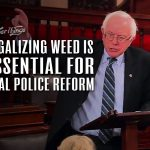 legalized marijuana essential police reform