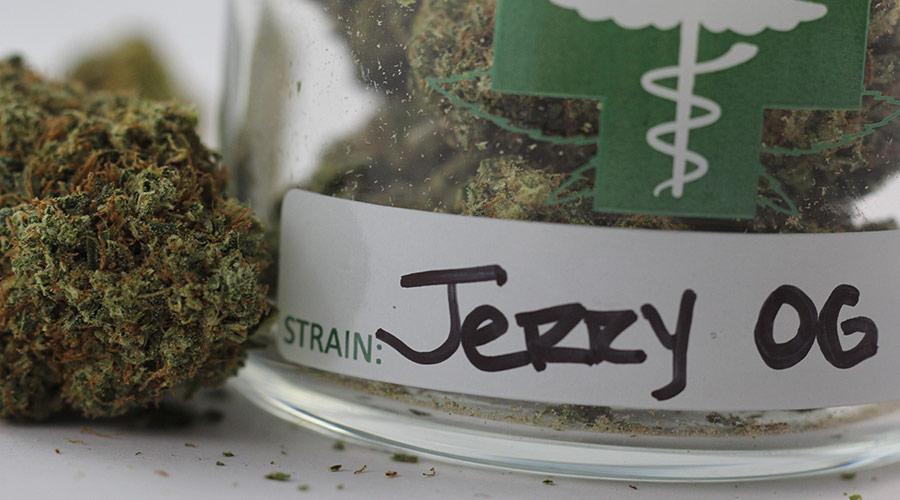 Jerry OG Weed