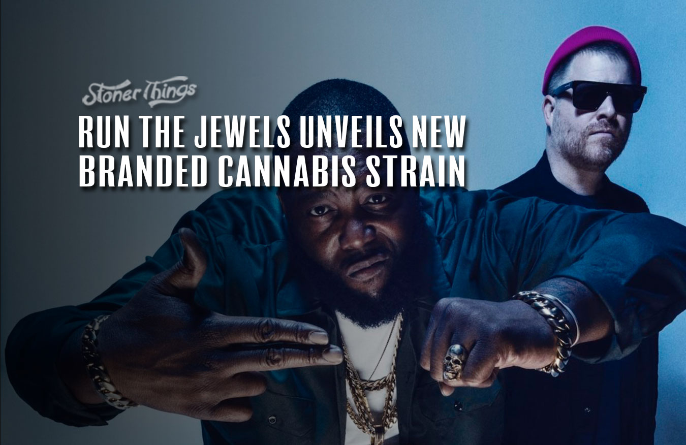 run the jewels branded cannabis strain