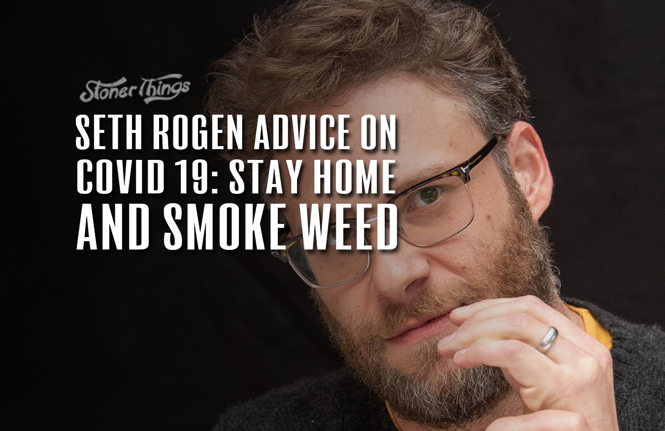 seth rogen advice on covid 19