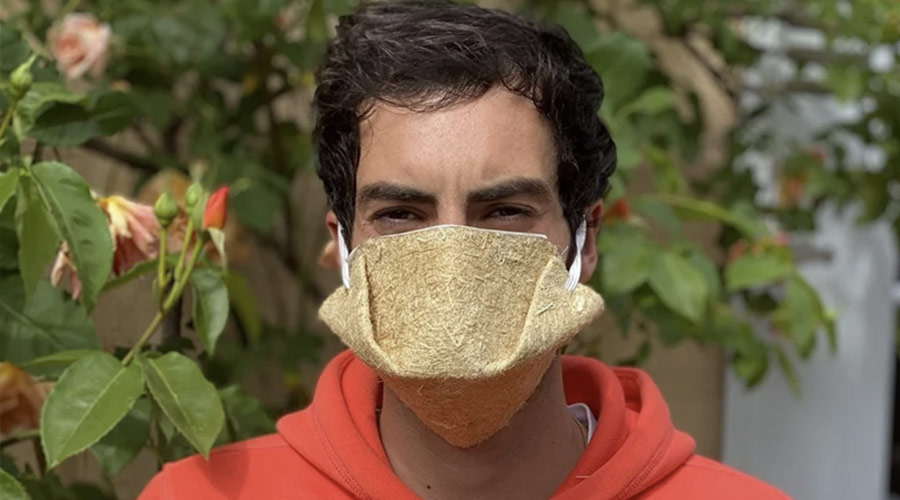 Biodegradable Face Masks