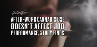 Cannabis Use Drug Performance Study