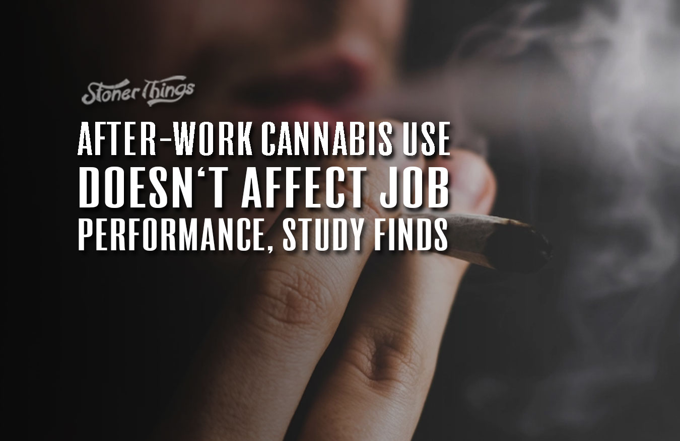 Cannabis Use Drug Performance Study