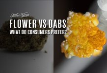 Flower vs Dabs