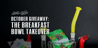 October giveaway the breakfast bowl takeover
