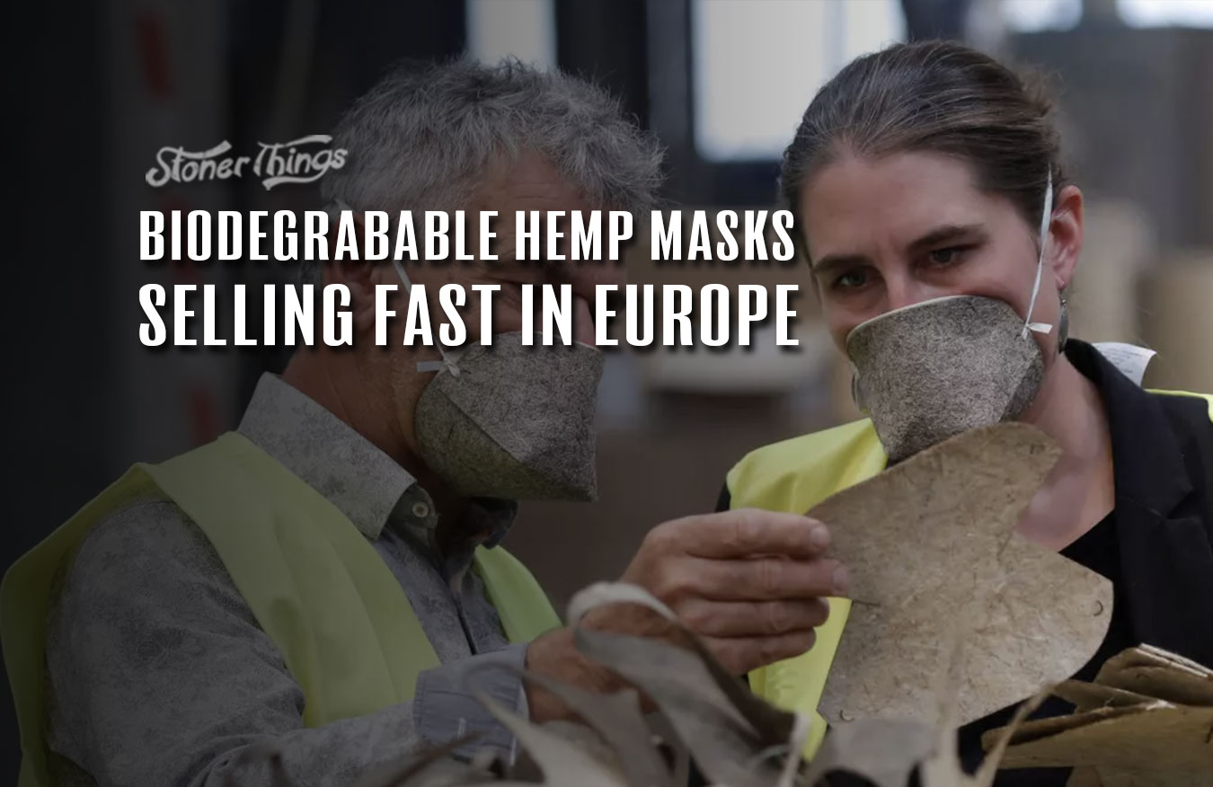 biodegradable face masks geochanvre